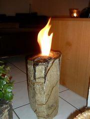 Feuersteine für den Garten