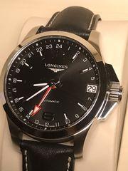 Longines Conquest GMT 2 Zeitzonen