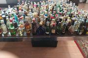 Sammler Schnaps Miniaturflaschen 260 Stück
