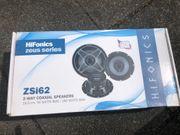 Hifonics Zeus ZSI-62 Auto Lautsprecher