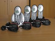 Schnurlose Telefonanlage