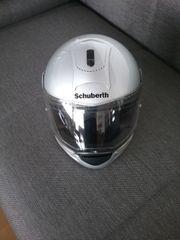 Motorradhelm Schuberth C3 Größe 54