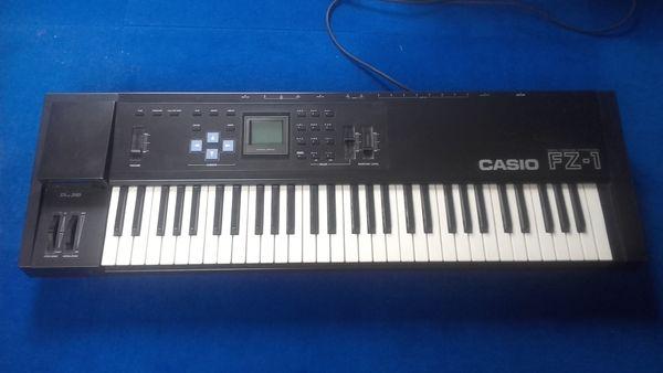 Sampling Keyboard Casion FZ-1 Liebhaberstück