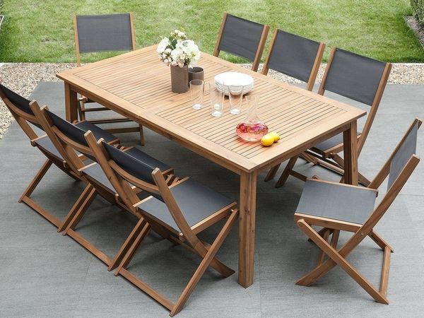 Gartenmöbel Set Holz ~ Gartenmöbel set für zwei darwin« klappbar u gartentraum