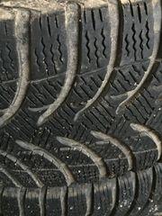Winterreifen inkl Stahlfelgen von Michelin
