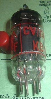CV136 Röhre Tube für Röhrenradio