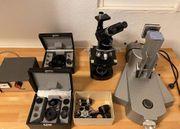Wild Mikroskop M20 mit viel