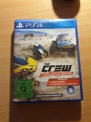 The Crew PS-4 Spiel