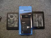 Zwei Amazon Kindle Paperwhite 4GB