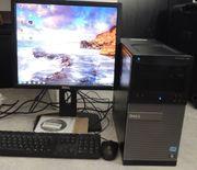 PC-System mit WIN 10 mit