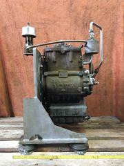Dampfmotor Dampfmaschine SteamTrac SteamDrive Expander