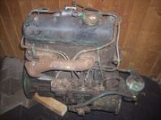 2 xMercedes Motor OM 636