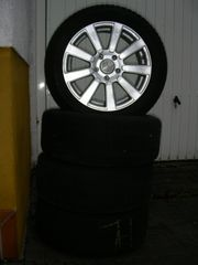 Winterreifen Goodyear 5er BMW