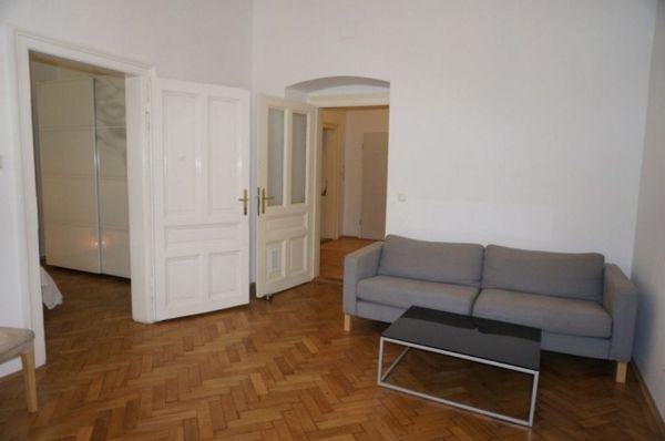 Möblierte ruhige 3-Zimmerwohnung