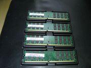 4 x 4GB RAM