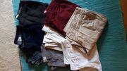 SCHNÄPPCHEN 8 Hosen Jeans verschieden
