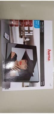 Hama 121SLB - Digitaler Fotorahmen