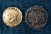 Münzen und Gedenk-Madaillen