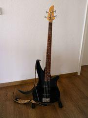 E-Bass Yamaha RBX 170 Black