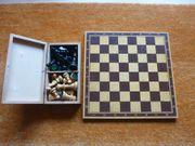 Schachspiel Mühle aus Holz
