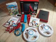 Nintendo Wii mini rot Mario