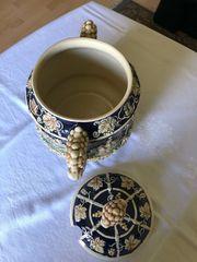 Bowle Topf aus Keramik