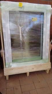 Fenster Kunststofffenster 86 x 115
