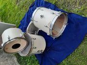 Vintage Schlagzeug Drumset