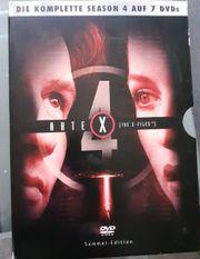 Akte X - Komplette Season 4