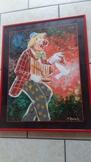 Bild Clown Clowns bild Clownsbild