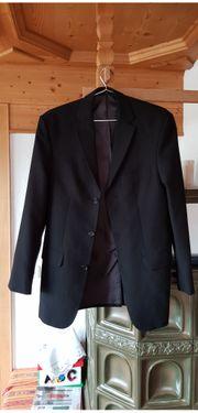 Anzug schwarz von Biaggini