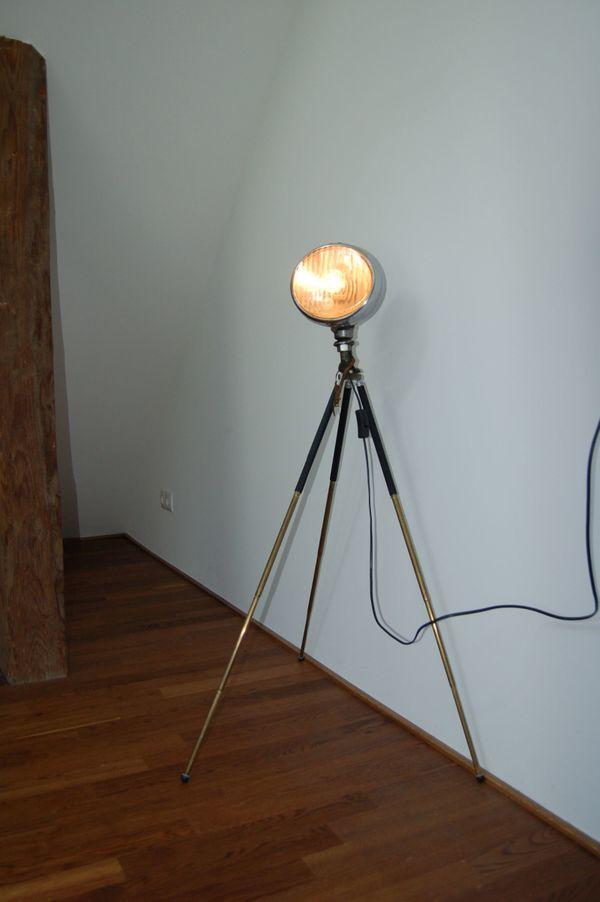UNIKAT - Steh- oder Tischlampe
