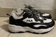Fila Ray Tracer Schuhe Sneaker