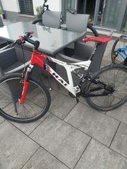 MTB-Full Suspension Bike 26 Zoll