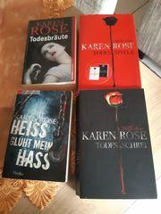 Karen Rose-Todesschrei und Heiss glüht