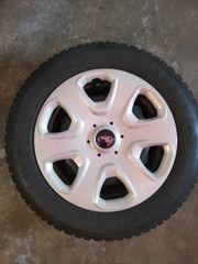 Ford Ka 4xWinterreifen Stahl 175