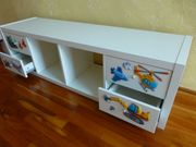 IKEA Kallax Möbel 4 Schubladen