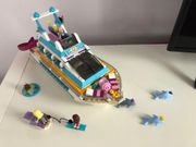 Yacht Lego Friends