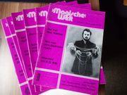 Magische Welt - W Geissler-Werry 1974