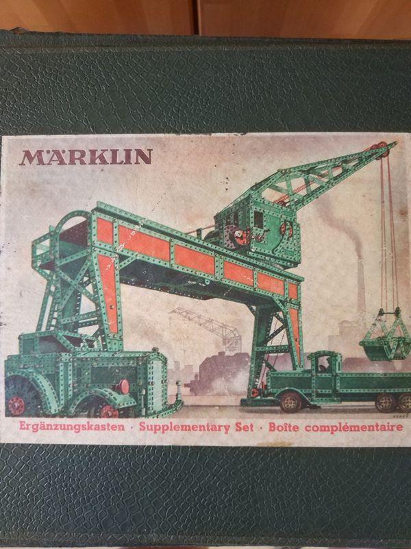MÄRKLIN 101A 102 102A 103A