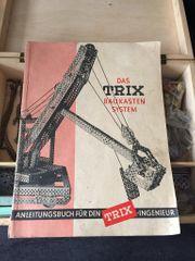 TRIX Baukasten Metall mit Heft