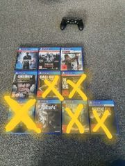 Top Spiele PS 4