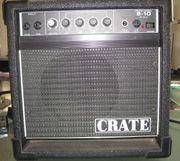 Gitarrenverstärker Crate B10
