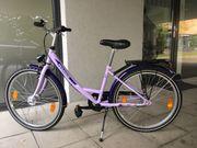 Mädchen-Fahrrad PEGASUS wie neu
