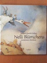 Kinderbuch Nelli Blümchens wunderbares Abenteuer