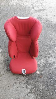Autositz für Kinder mit ISOFIX -