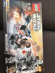 Lego Star Wars- Ski Speeder