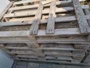 Europaletten aus Holz
