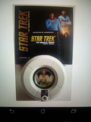 Star Trek Silber Münze Spock