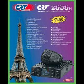 CB, Amateurfunk - CRT 2000H CB Funkgerät mit